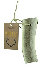 Dudley Cartwright Deer Antler Split Dog Treat Medium