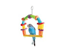 Allpet Loofa Perch 40x24cm Bird Toy