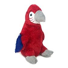 Allpet Snuggle Friends Parrot 33cm Dog Toy