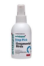 Aristopet Stop Pick Spray for Ornamental Birds 125ml