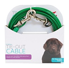 Allpet Tie-Out Cable Heavy 6m for Dogs under 50kg