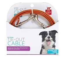 Allpet Tie-Out Cable Medium 4.5m for Dogs under 25kg