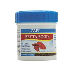 API Betta Food Floating Pellets 22g