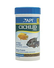 API Cichlid Floating Pellets 120g