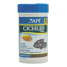 API Cichlid Floating Pellets 70g
