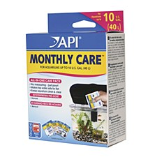 API Monthly Care and Maintenance Pack