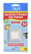 API Vacation Pyramid Fish Feeder 14 Days