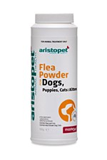 Aristopet Flea Powder for Dog & Cats 100g