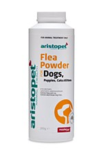 Aristopet Flea Powder for Dog & Cats 200g