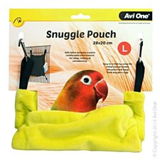 Avi One Bird Snuggle Pouch Large Lime