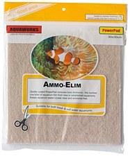 AquaWorks Filter Pad Polyfibre Ammonia 30cm x 30cm
