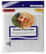 AquaWorks Filter Pad Polyfibre Coarse 30cm x 30cm