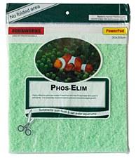AquaWorks Filter Pad Polyfibre Phosphate 30cm x 30cm