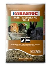 Barastoc Rabbit and Guinea Pig Pellets 20kg
