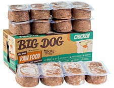 Big Dog Raw Food Chicken Recipe for Dogs 3kg Wet Dog Food