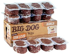 Big Dog Raw Food Kangaroo Recipe for Dogs 3kg Wet Dog Food