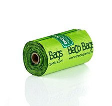 Beco Unscented Degradable Poop Bags Single Roll
