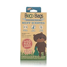 Beco Mint Scented Degradable Poop Bags (270 Pack)