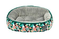 FuzzYard Biscayne Reversible Large Dog Bed