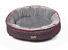 Kazoo Funky Watermelon Small Dog Bed