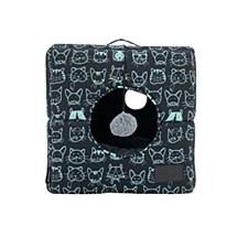 La Doggie Vita Kitty Club Cube Cat Bed