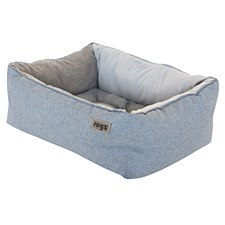Rogz Cosmo Pod Grey Large Dog Bed