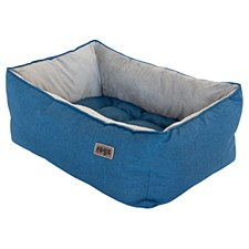 Rogz Cosmo Pod Blue Small Dog Bed