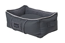 Rogz Utility 3D Charcoal Large Dog Bed