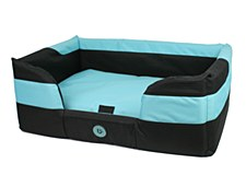 Bono Fido Stay Dry Aqua Medium Dog Bed