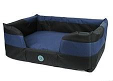 Bono Fido Stay Dry Blue Medium Dog Bed
