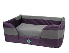 Bono Fido Stay Dry II Purple Extra Large Dog Bed