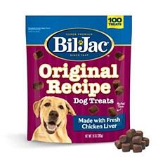 Bil-Jac Original Recipe with Fresh Chicken Liver Dog Treats 283g