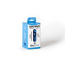 Biogone Home Compostable Dog Waste Bags (8 Rolls)