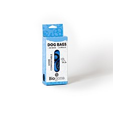 Biogone Home Compostable Dog Waste Bags (4 Rolls)