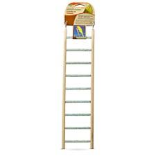 Penn Plax Cement Ladder 9 Step for Small Birds