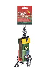 Birdie Forage Bird House Bird Toy