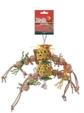 Birdie Forage Pineapple Large Bird Toy