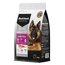 BlackHawk Adult Lamb & Rice 3kg Dry Dog Food