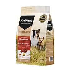 BlackHawk Adult Grain Free Kangaroo 2.5kg Dry Dog Food