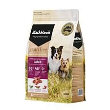 BlackHawk Adult Grain Free Lamb 2.5kg Dry Dog Food