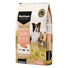 BlackHawk Adult Grain Free Salmon 15kg Dry Dog Food