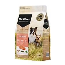 BlackHawk Adult Grain Free Salmon 2.5kg Dry Dog Food