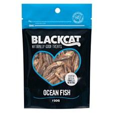 Blackdog Cat Ocean Fish 30g Cat Treats