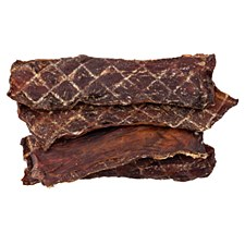 Blackdog Beef Jerky Dog Treats 500g