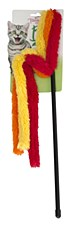Trouble & Trix Bliss Towel Wand Cat Toy