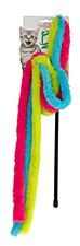 Trouble & Trix Bliss Towel Wand 90cm Cat Toy