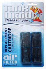 Blue Planet Tank Maid Air Filter Replacement Cartridge