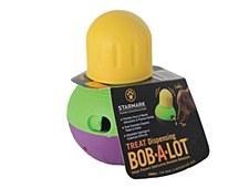 Bob A Lot Treat Dispenser Dog Toy Small