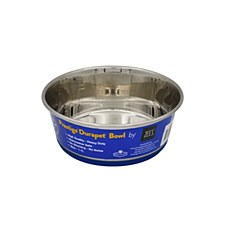 Zeez Prestige Durapet Stainless Steel 1.1L Pet Bowl
