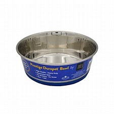 Zeez Prestige Durapet Stainless Steel 1.85L Dog Bowl